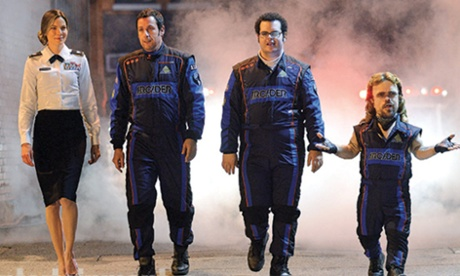 Pixels to challenge Avengers 2 at box office after studio says trailer smashes records
