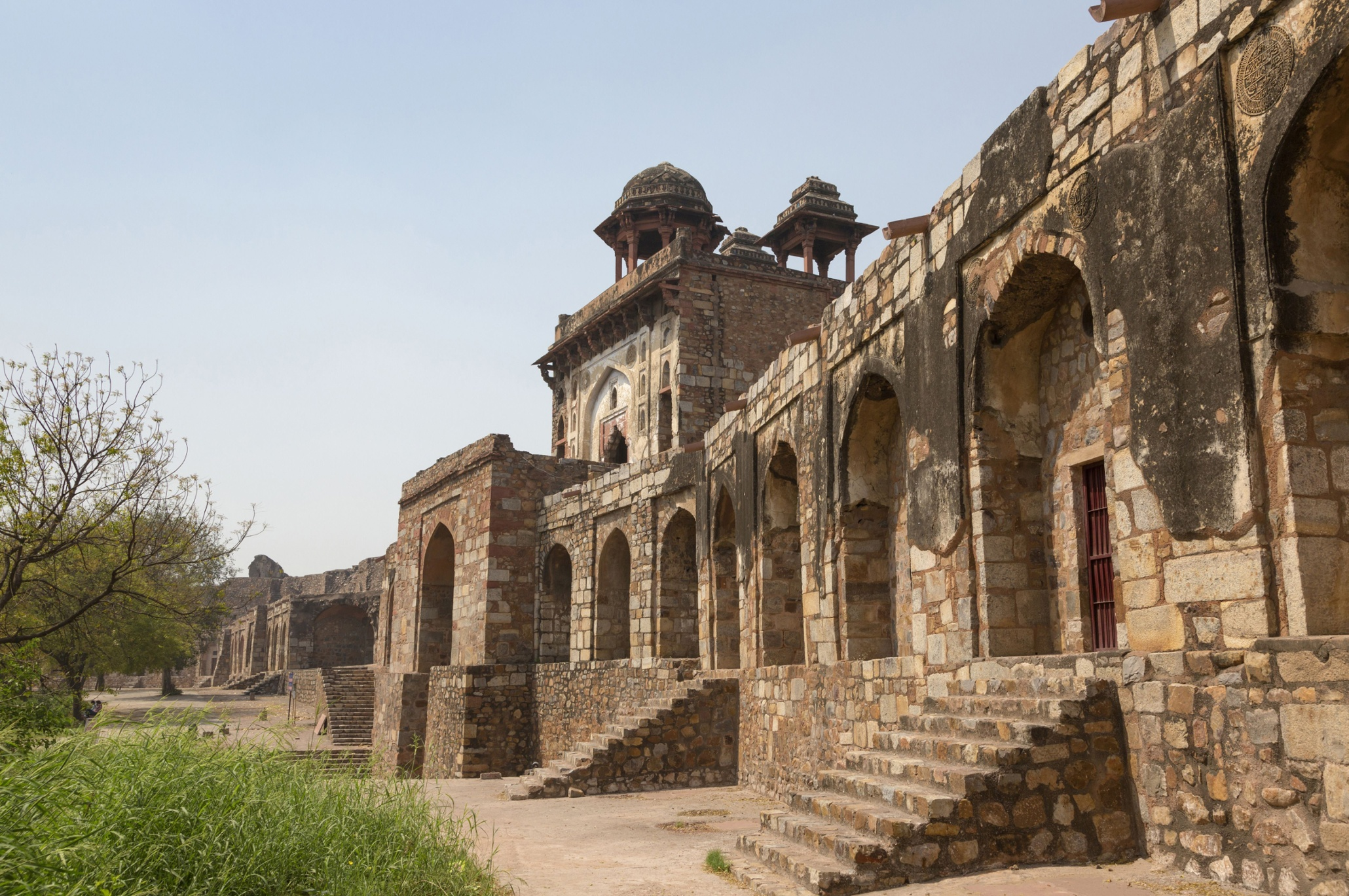 Delhi's 16th-century Purana Qila fort: a history of cities in 50 buildings, day 4