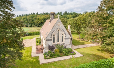 From a country church to a family home