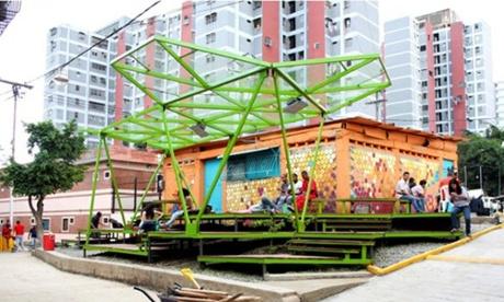 In Venezuela, co-designed 'spaces of peace' transform neighbourhoods