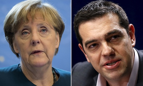 The bailout crisis: Germany's view of how Greece fell from grace