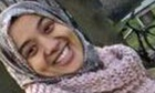 The smiling selfie that Lena Maumoon Abdulqadir sent to her sister before she entered Syria.