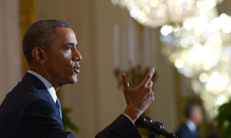 Barack Obama: Netanyahu comments make Palestinian negotiations harder