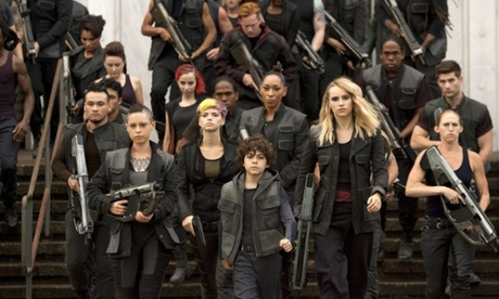 The Divergent Series: Insurgent rises up with $54 million at the US box office