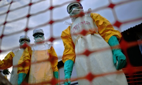 Ebola crisis brutally exposed failures of the aid system, says MSF