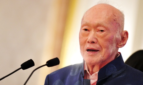 The Guardian view on Lee Kuan Yew: a new generation should build on his successes, not rest on them