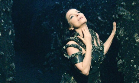 Tears and technology: inside Björk's virtual reality video for Stonemilker