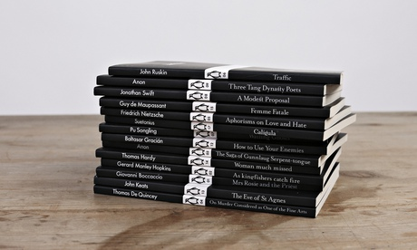Little Black Classics carry Penguin to new heights