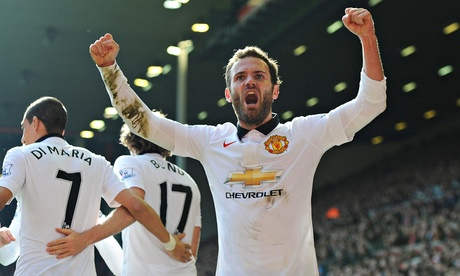 Why Juan Mata is a match-winner and not a dangerous adornment   Barney Ronay