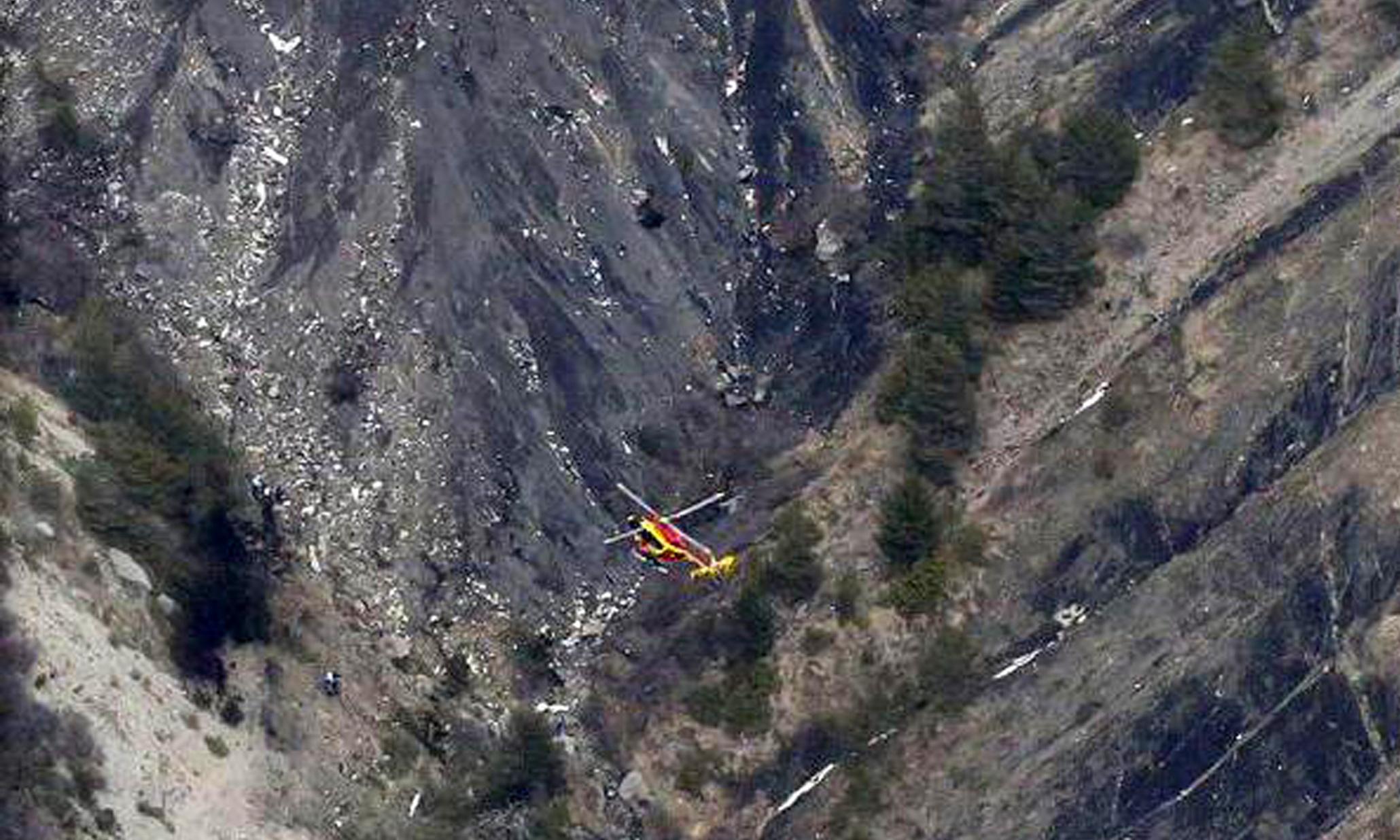 Germanwings plane black box found as mystery surrounds Alps crash