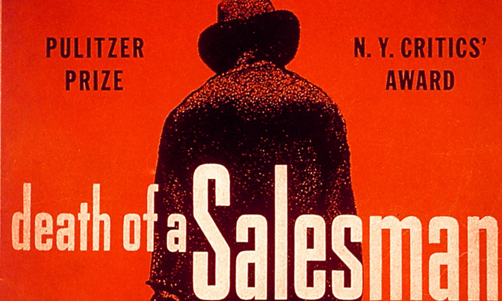 the american dream death of a salesman by arthur miller The pulitzer prize-winning tragedy of a salesman's deferred american dream ever since it was first performed in 1949, death of a salesman has been recognized as a.