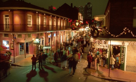 Reading American cities: books about New Orleans