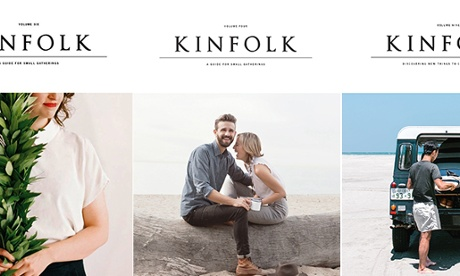 39 signs you are in the Kinfolk cult