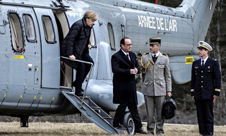 Germanwings crash: pilot locked out of plane's cockpit, say reports