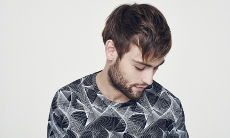 Douglas Booth models menswear for spring 2015 – in pictures