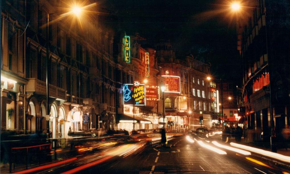 Nightwalking: a subversive stroll through the city streets