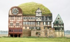 On the way to Kamtchatka Matthias Jung Building collages