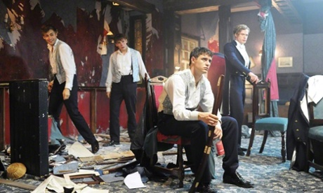 The Riot Club continues pop culture's obsessive scepticism of the 1%