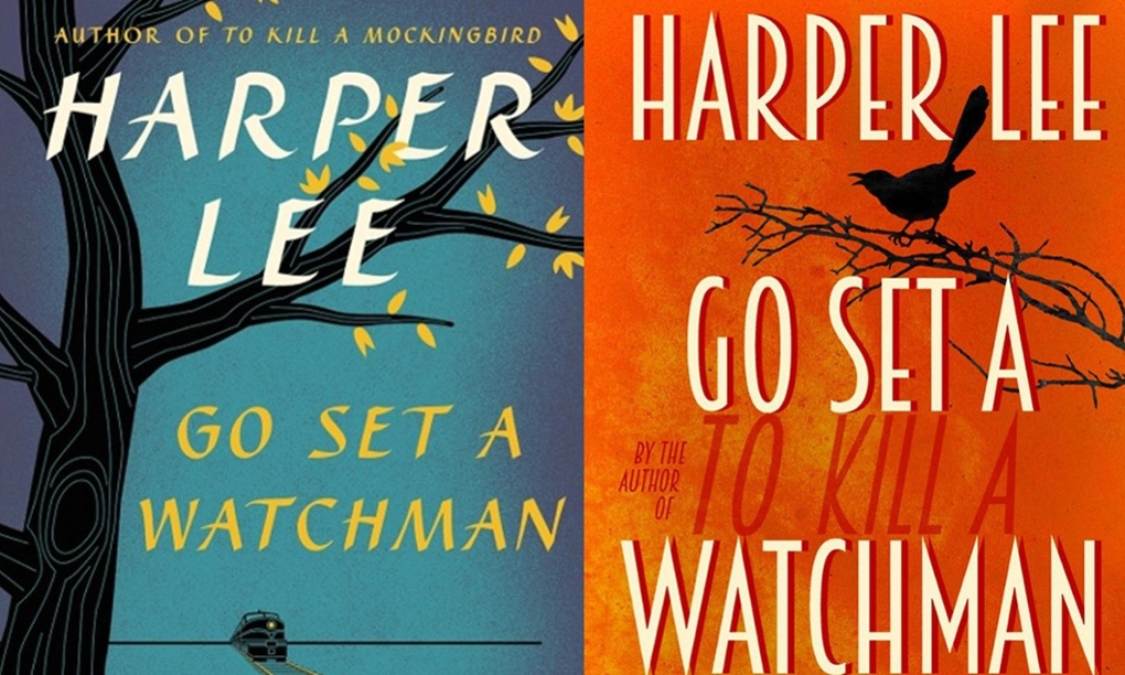 Go Set A Watchman Book Jackets  A Designer Reads The