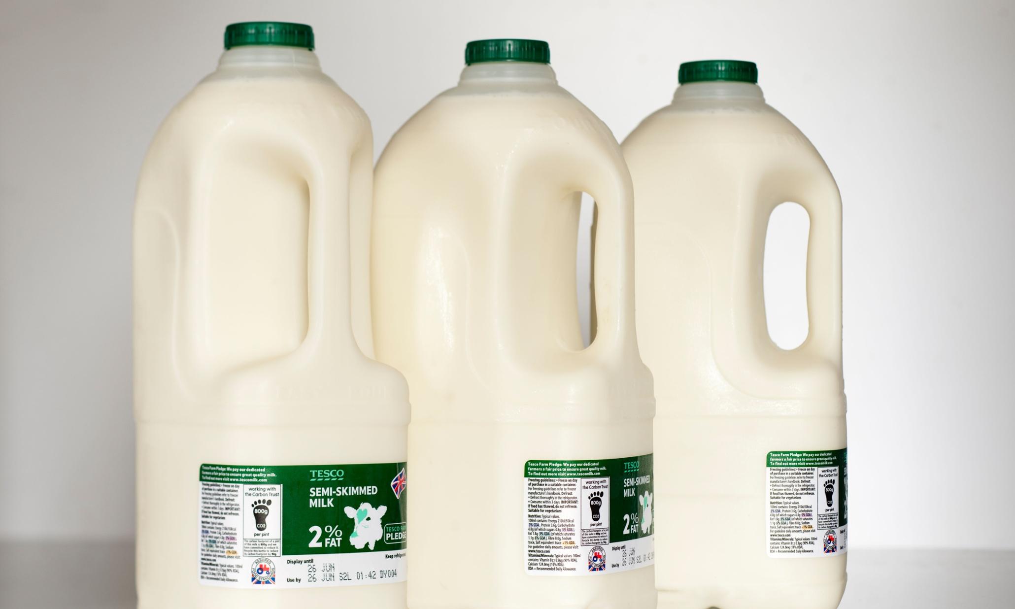 UK's biggest plastic milk bottle recycler on brink of collapse