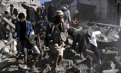 Yemen conflict poised to escalate as Egypt says it is ready to send troops
