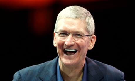 Tim Cook plans to donate $800m fortune to charity before he dies
