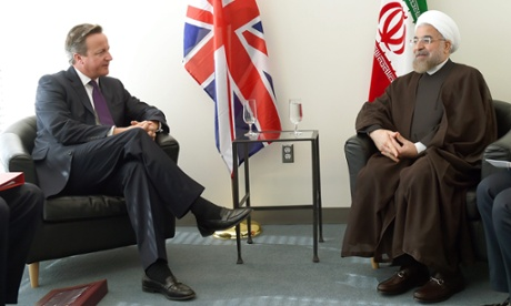 UK and Iran confident of breaking deadlock on nuclear programme