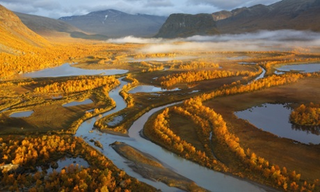 Sarek National Park, Swede