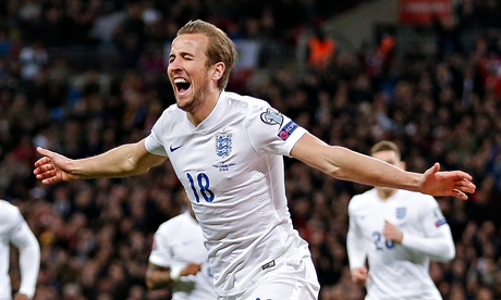 Roy Hodgson vows to handle Harry Kane's talent carefully