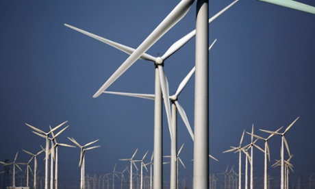 Texas city opts for 100% renewable energy – to save cash, not the planet