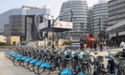 Pedal power: why London is ahead of the pack on cycling
