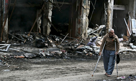 A chance to save Syria that world leaders must seize this week