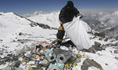 Too much human faeces on Mount Everest, says Nepal