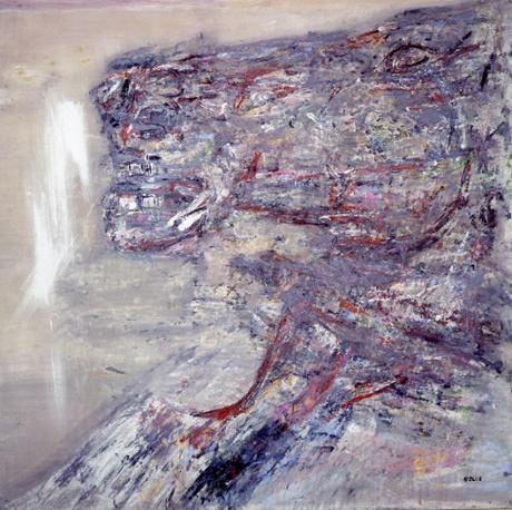 Tête de Cheval II, 1963