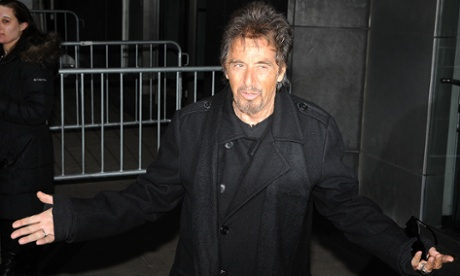 £25k to share a plane with Al Pacino: who have you flown with for free?