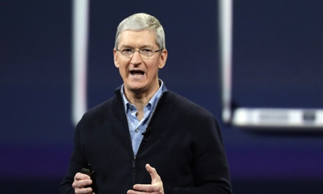 Apple's Tim Cook calls out 'religious freedom' laws as discriminatory