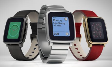 Pebble Time smartwatch raised $20.3m in Kickstarter crowdfunding