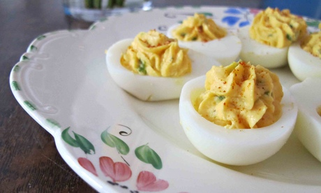 How to make the perfect devilled eggs