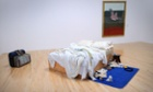 Tracey Emin's 'My Bed' installation