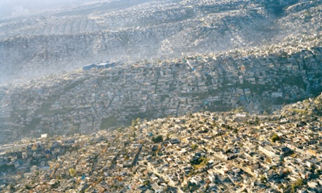 Overpopulation, overconsumption – in pictures