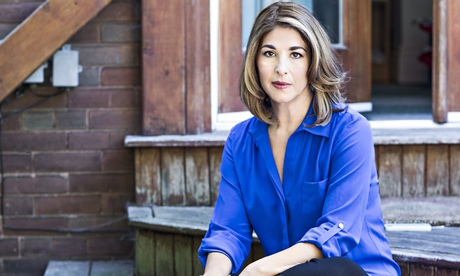 Naomi Klein: 'I always had a keen sense of right and wrong'