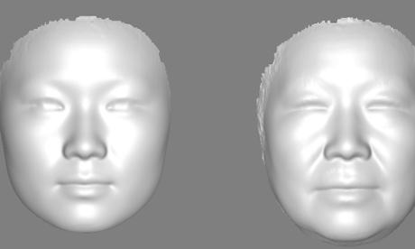 Scan allows scientists to determine biological age from the face alone