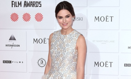 Keira Knightley: 'Where are the female directors and writers?'