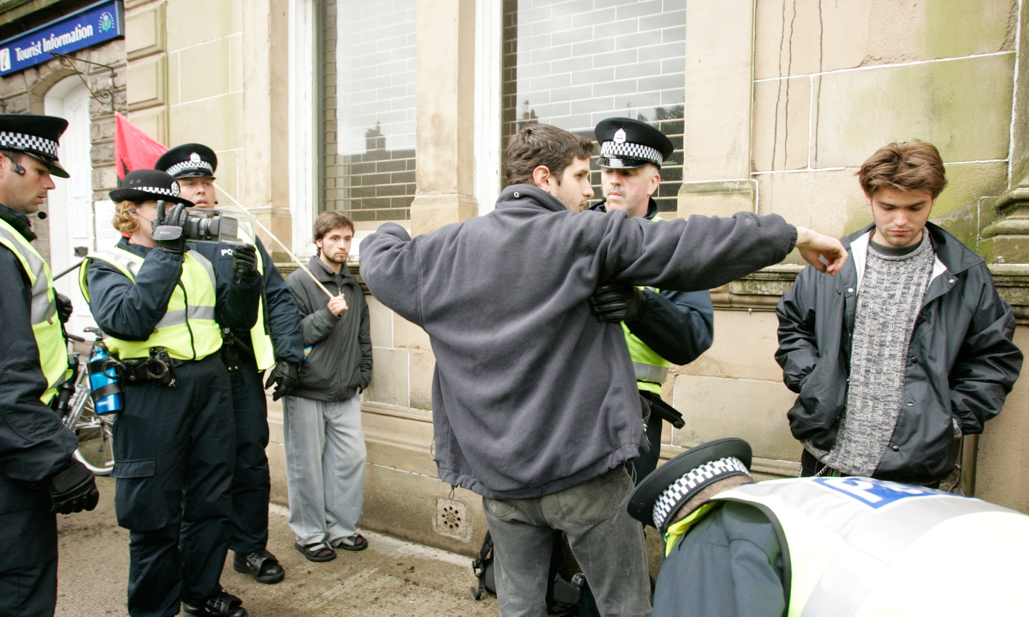 Stop and Search | Knife Crime Prevention Scotland