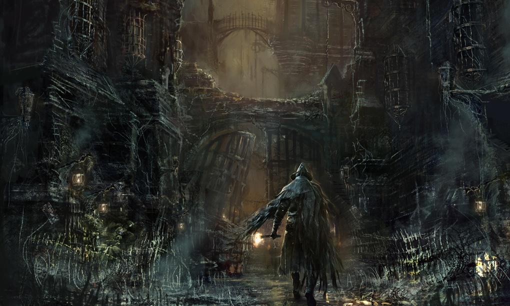 Bloodborne creator hidetaka miyazaki i didn t have a for Dark souls 3 architecture
