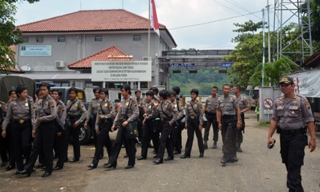 How Indonesia carries out the death penalty: rules of execution