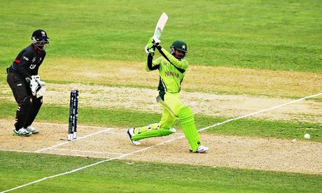 Cricket World Cup: Pakistan secure 129-run victory over UAE in Napier