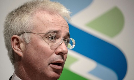 Departing Standard Chartered CEO waives bonus after disastrous 2014