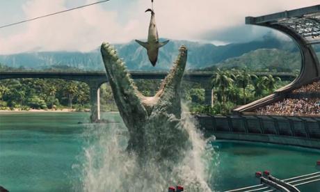 Jurassic World: meet the dino-stars