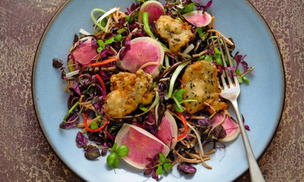 Fish for compliments: Yotam Ottolenghi's fish salad recipes for ...